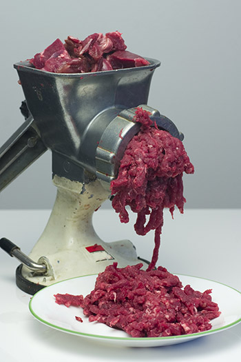 Wild Game Processing - Ground Venison