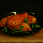 chicken - breast - bourbon