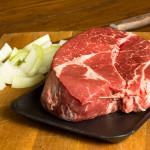 fresh beef chuck roast
