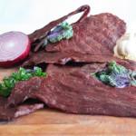 fresh beef jerky delicatessen