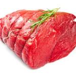 fresh beef rump roast