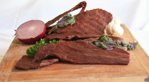 beef jerky homemade