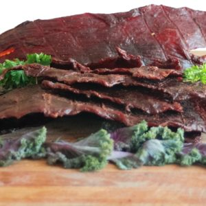 beef jerky homemade bourbon