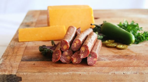 beef sticks jalapeno cheddar