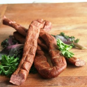 beef sticks landjaeger