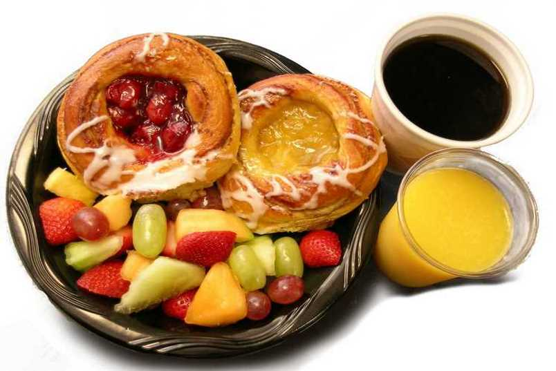 Breakfast - Continental