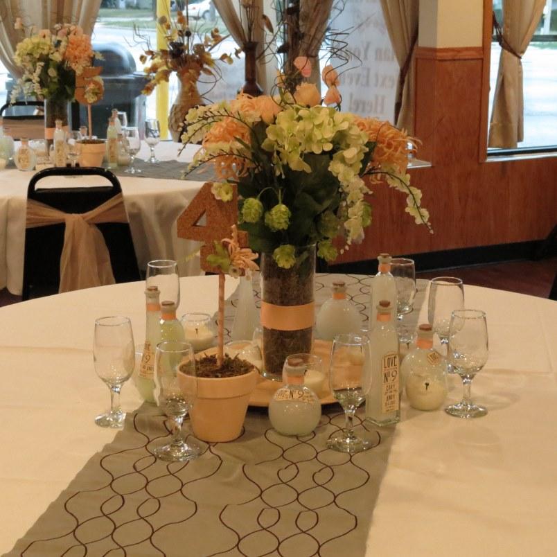 Guest Table - Portrait